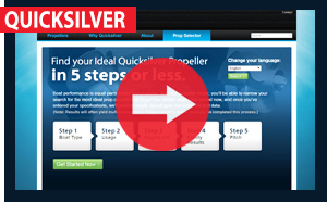 Click Here to Visit Quicksilver® Propeller Selector