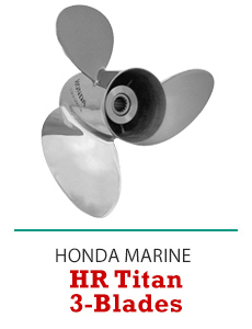 Click to Shop All HR Titan 3-Blade Propellers