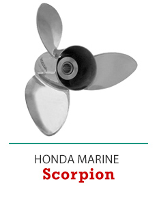 Click to Shop All Honda Scorpion Propellers