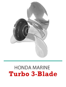 Click to Shop All Honda Turbo 3-Blade Propellers