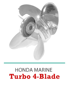 Click to Shop All Honda Turbo 4-Blade Propellers