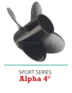 Click to Shop Mercury Alpha 4 Propellers