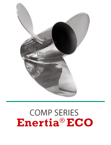 Click to Shop Mercury Enertia ECO Propellers