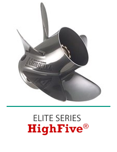 Click to Shop Mercury HighFive Propellers