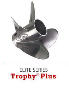 Click to Shop Mercury Trophy Plus Propellers