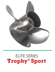 Click to Shop Mercury Trophy Sport Propellers