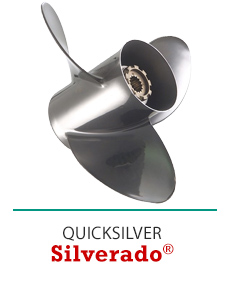 Click Here to Shop Quicksilver Silverado Propellers