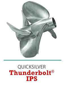 Click Here to Shop Quicksilver Thunderbolt IPS Propellers
