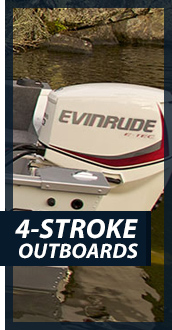 Click to Browse Evinrude Johnson 2-Stroke Application Charts for Evinrude Propellers