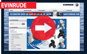 Click Here to Visit Evinrude® Johnson® Propeller Selector